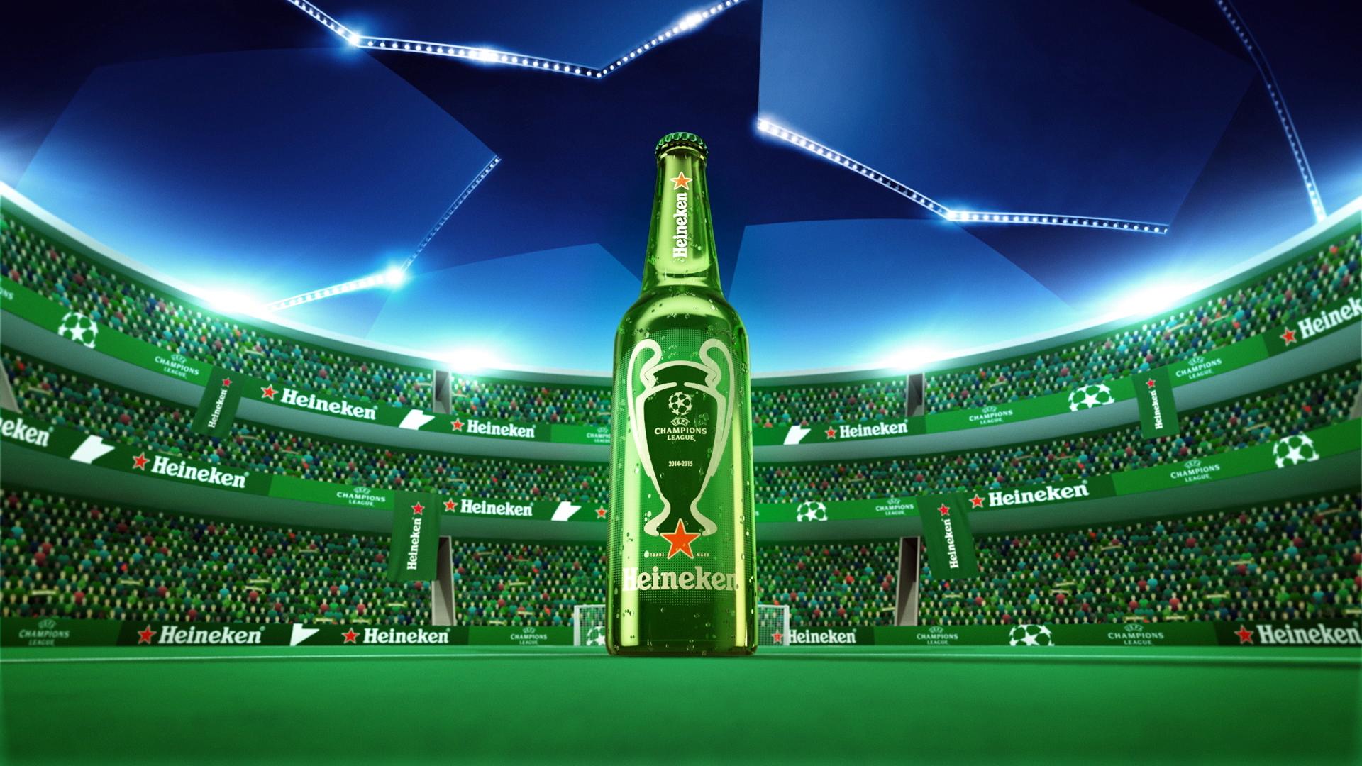 Heineken y beIN Sports ofrecerán contenido premium de la Champions League  por Twitter Amplify